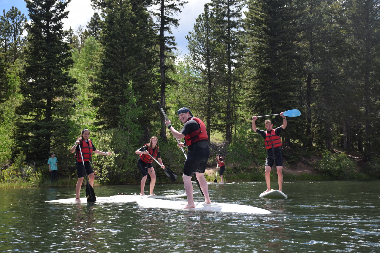 camp fun for high school students