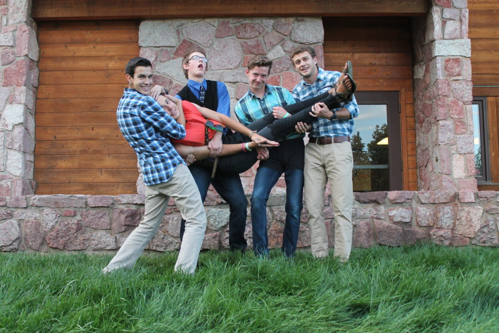 Crew Camper Bible study 2015