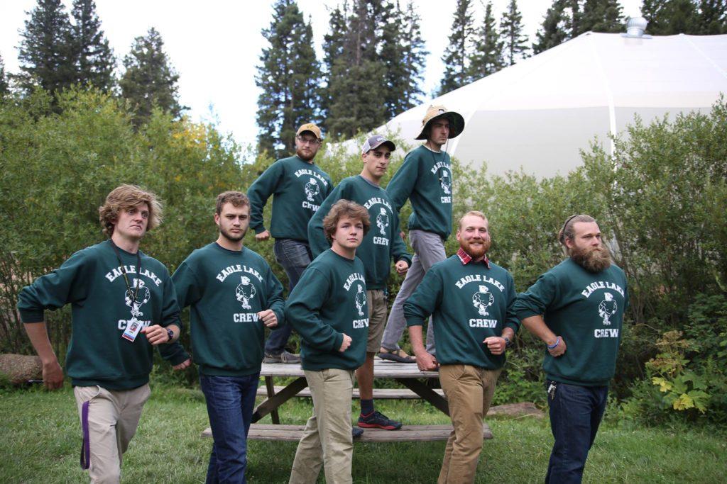Crew Male Staff 2017